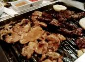Korean Bbq Meals At Suhrabal Restaurant